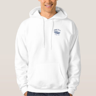 Danger Reef Yacht Club Friday Harbor hoodie