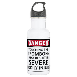 Danger Trombone 532 Ml Water Bottle