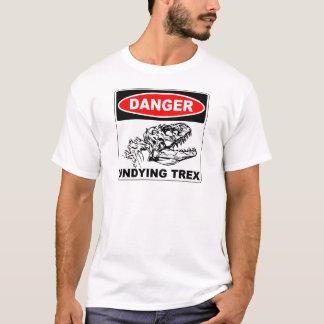 Danger Undying T-Rex T-Shirt