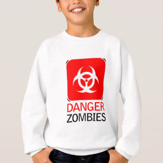 Danger Zombies Sweatshirt