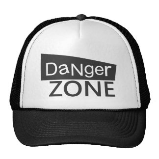 Danger Zone - Trucker Hats