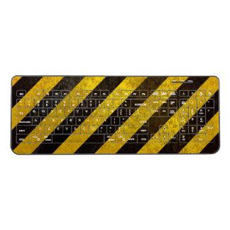 Danger Zone Wireless Keyboard