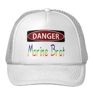 Dangermarinebrat Trucker Hat