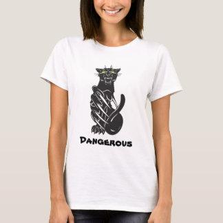 Dangerous Black Jaguar T-Shirt