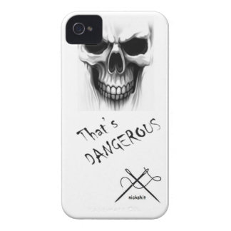 Dangerous device iPhone 4 covers