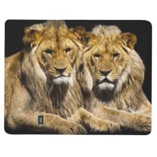 Dangerous Predator Lions Journal