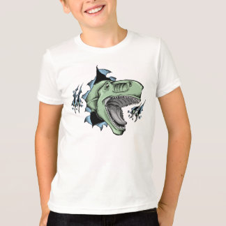 Dangerous Tyrannosaurus Dinosaur shirt