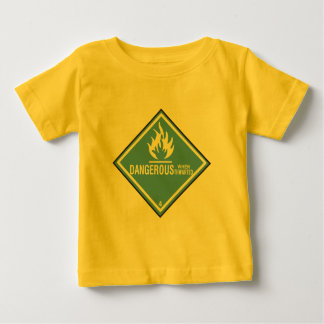Dangerous when waked up tshirt