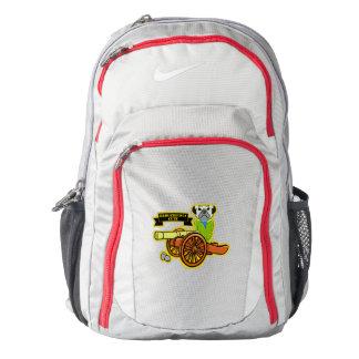 Dangerously Cute Pug Backpack