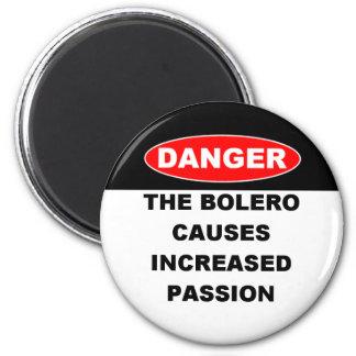 Dangers of Bolero Magnet