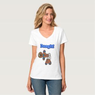 Dangit Gingerbread Man T-Shirt