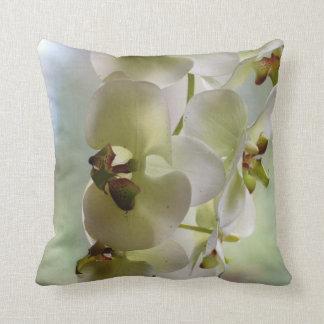 Dangling Orchids Pillow