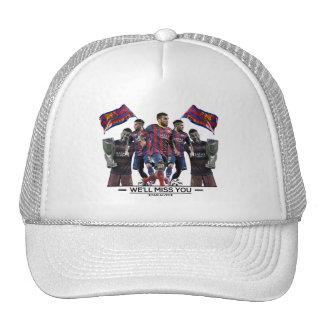 Dani Alves We'll Miss You Hat