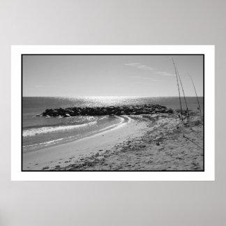 Dania Beach Inlet Poster