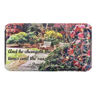 Daniel 2:21 - And he Changeth iPod Touch Case