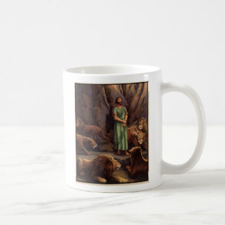 daniel   6  22,  My God hath sent his angel, an... Coffee Mug