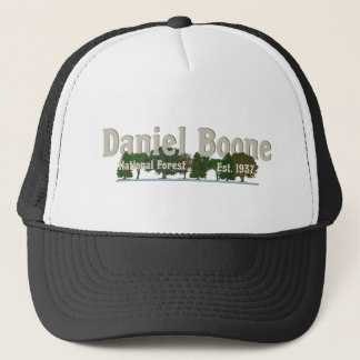 Daniel Boone National Forest Trucker Hat