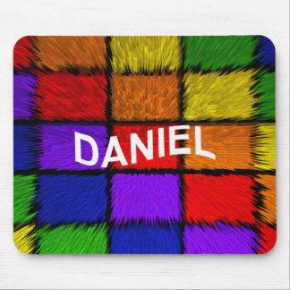 DANIEL MOUSE PAD