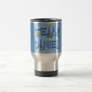 DANIEL Team Daniel 15 Oz Stainless Steel Travel Mug