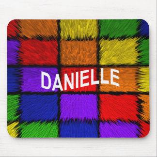 DANIELLE MOUSE PAD