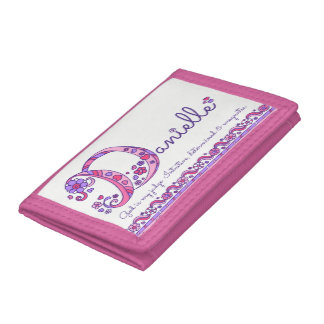 Danielle name and meaning D names wallet