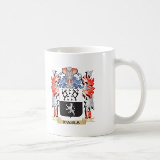 Daniels- Coat of Arms - Family Crest Coffee Mug