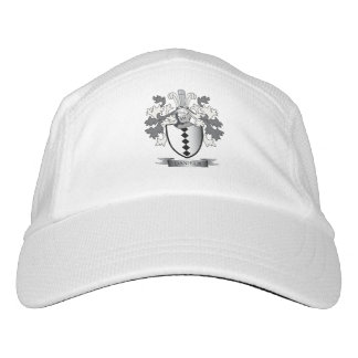 Daniels Family Crest Coat of Arms Hat