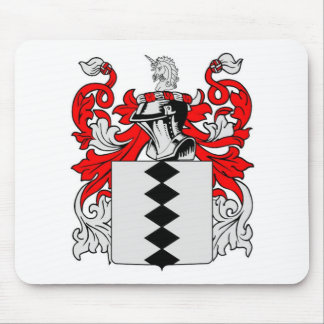 Daniels (Scottish) Coat of Arms Mouse Pad