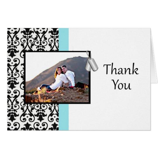 Dani's Thank You Card