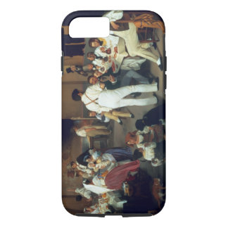 Danish artists at the Osteria la Gonsola, Rome, 18 iPhone 7 Case