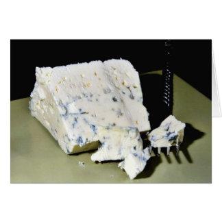 Danish Blue Cheeses Card