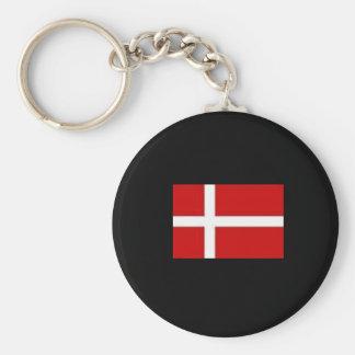 Danish Chain Keychain