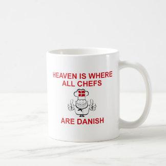 Danish Chefs Coffee Mug