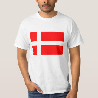 Danish Flag T-shirt