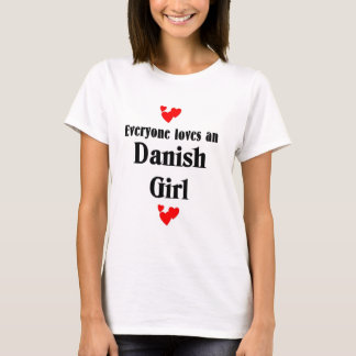 Danish Girl T-Shirt