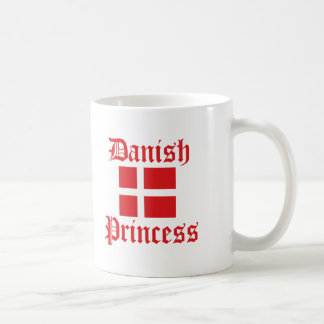 Danish Princess Coffee Mug