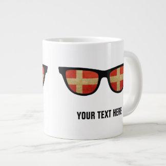 Danish Shades custom mugs Jumbo Mug