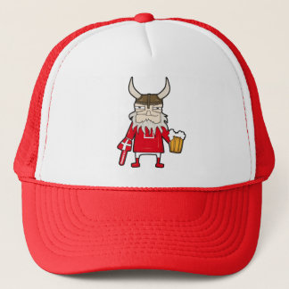 Danish Viking Fan Trucker Hat