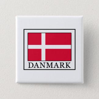 Danmark 2 Inch Square Button