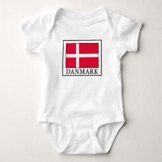 Danmark Baby Bodysuit