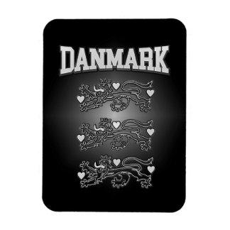 Danmark Coat of Arms Magnet