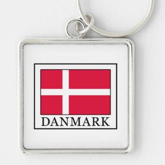 Danmark Keychain