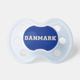 Danmark Pacifier