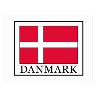 Danmark Postcard