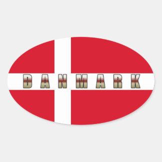 Danmark Sticker
