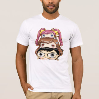 Danny choo + mascot fan art T-Shirt