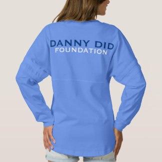 Danny Did Spirit Jersey - Periwinkle
