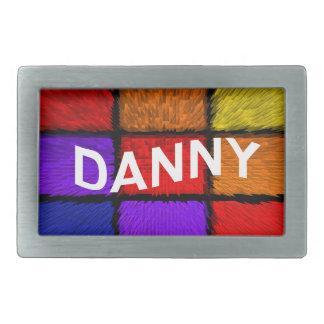 DANNY RECTANGULAR BELT BUCKLES