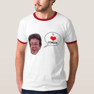 Danny the Fanboy T-Shirt