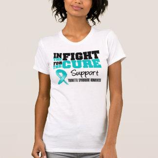 Dans le combat pour le syndrome de Tourette de T Shirt